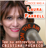 Conoce mas a Laura Farrell