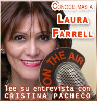 Conoce mas a Laura Farrell